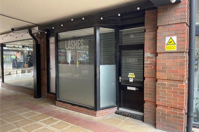 Thumbnail Retail premises to let in Unit 4A The Courtyard, 60 Horsemarket Street, Warrington, Cheshire