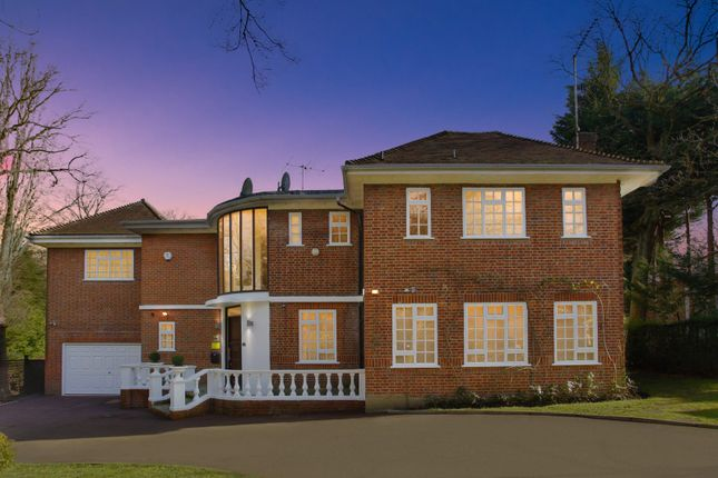 Thumbnail Detached house for sale in White Lodge Close, The Bishops Avenue, London