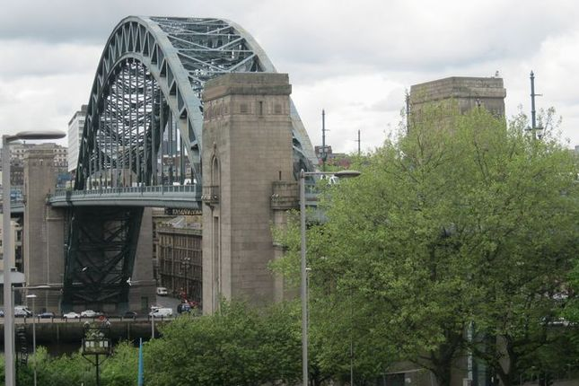 Thumbnail Flat to rent in Curzon Place, Gateshead