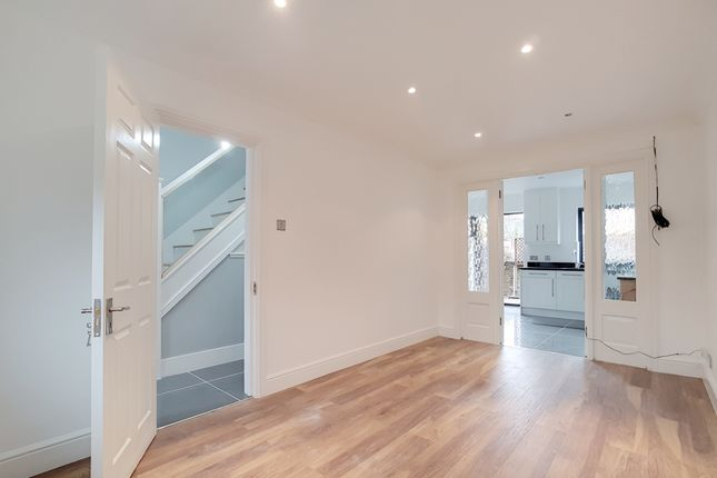 Thumbnail Terraced house to rent in Ironmongers Place, Canary Wharf, London