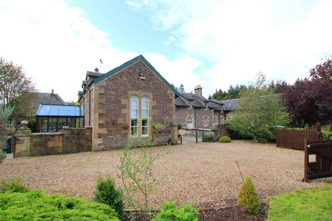 Thumbnail Semi-detached house for sale in The Old Stables, Stonebyres, Lanark