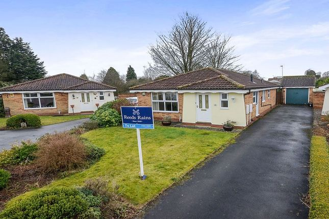 Thumbnail Bungalow to rent in Nursery Court, Nether Poppleton, York