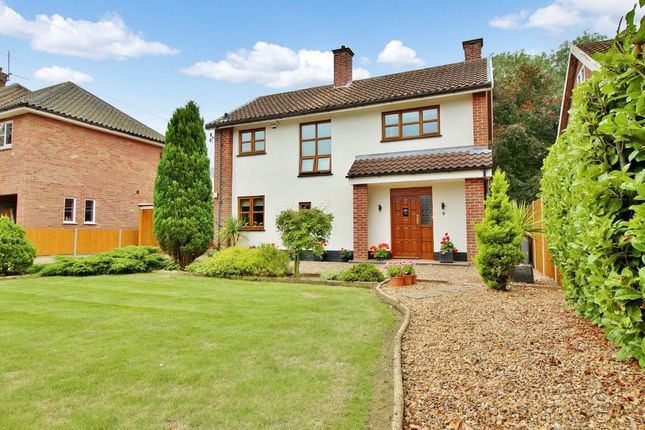 Thumbnail Detached house for sale in Westbourne Road, Coltishall, Norwich