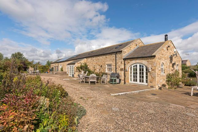 Thumbnail Barn conversion for sale in Fairwood, Laker Hall, Newton, Northumberland