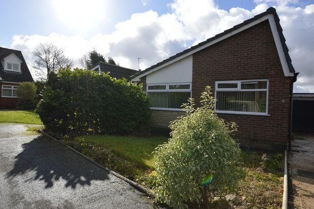 Thumbnail Detached bungalow to rent in Hazel Mount, Egerton, Bolton