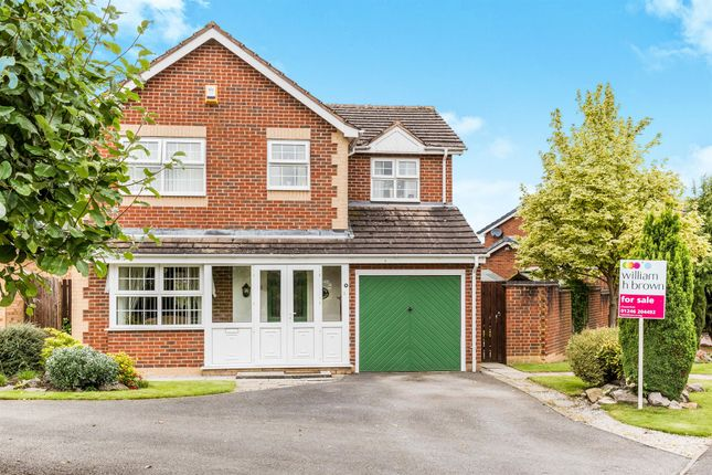 Thumbnail Detached house for sale in Acorn Ridge, Walton, Chesterfield