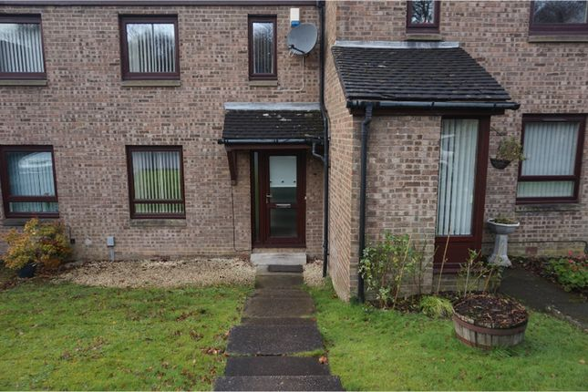 Thumbnail Terraced house to rent in Ilay Court, Glasgow