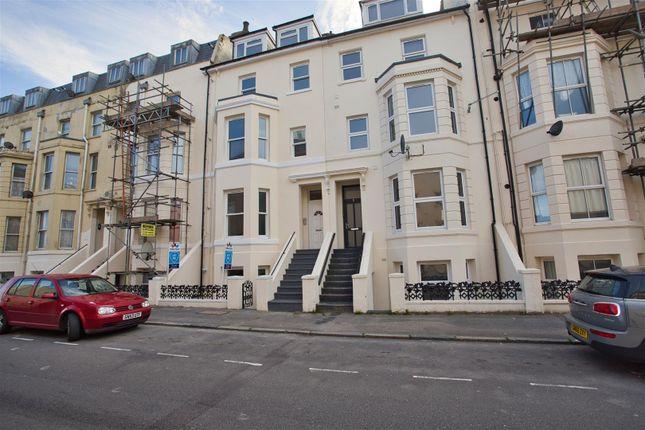 Thumbnail Flat to rent in Marine Terrace, Folkestone