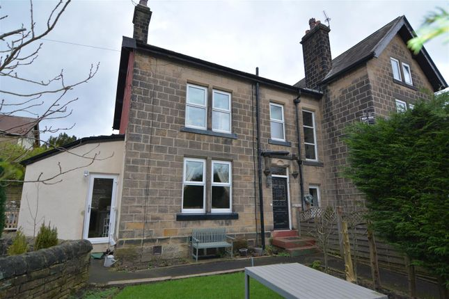 Thumbnail Semi-detached house to rent in Otley Road, Guiseley, Leeds