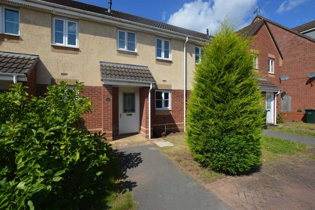 Thumbnail Terraced house to rent in Cobb Close, The City, Coventry