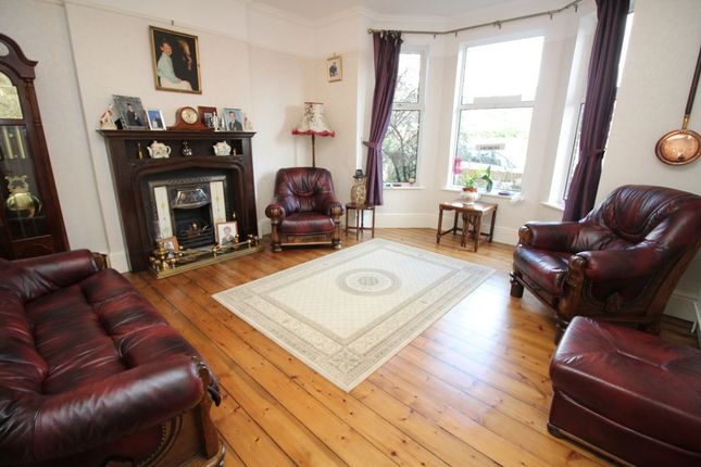 Thumbnail Semi-detached house for sale in Pakefield Road, Lowestoft