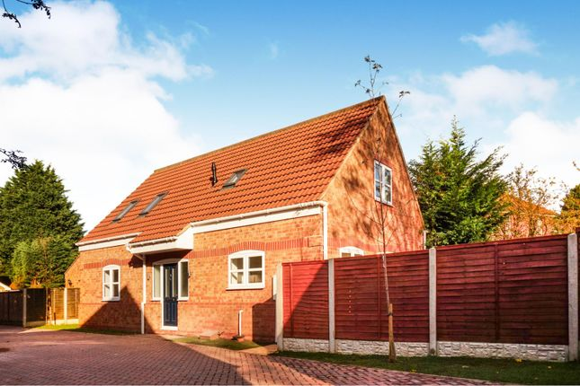 Thumbnail Detached house for sale in Millbrook Rise, York