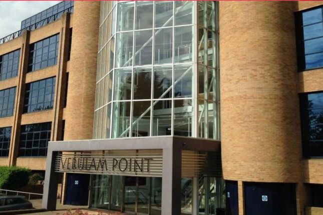Office to let in Part 4th Floor, Verulam Point, Station Way, St. Albans