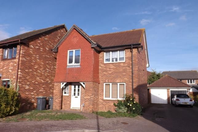 Thumbnail Detached house for sale in Starling Close, Sandy, Bedfordshire