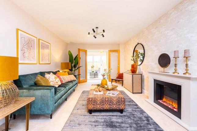 Thumbnail Detached house for sale in Cotswold Gate, The Chestnut, Shilton Road, Burford