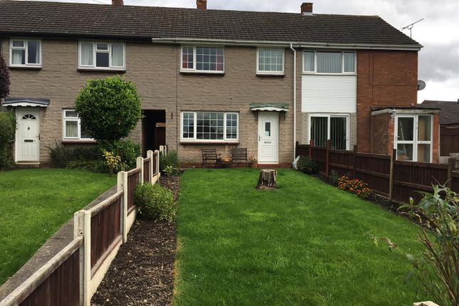 3 bed terraced house to rent in Cottage Close, Madeley, Telford TF7