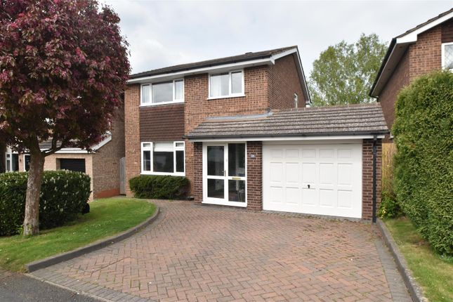 Thumbnail Property for sale in Percheron Way, Droitwich