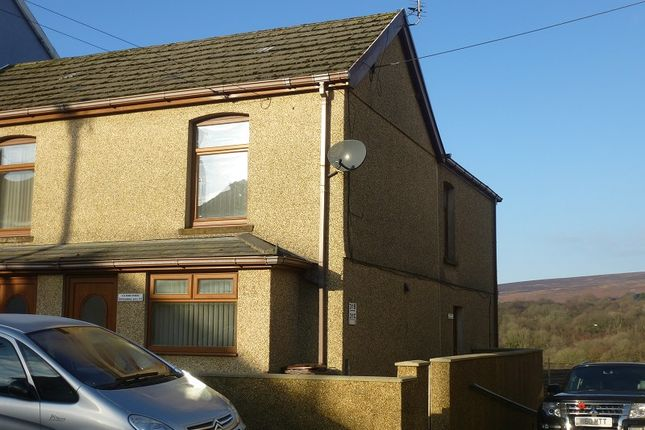 Thumbnail Maisonette to rent in Park Street, Lower Brynamman, Ammanford, Carmarthenshire.
