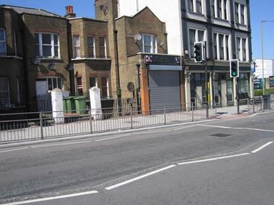 Thumbnail Retail premises to let in 833 Woolwich Road, London