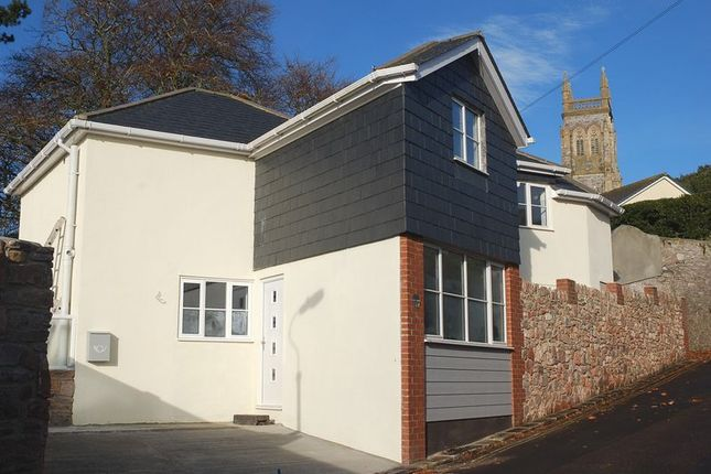 Thumbnail Detached house for sale in Greenway Terrace, Priory Road, Torquay