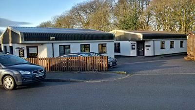 Thumbnail Office for sale in Units A & A1, Yelverton Business Park, Crapstone, Yelverton, Devon