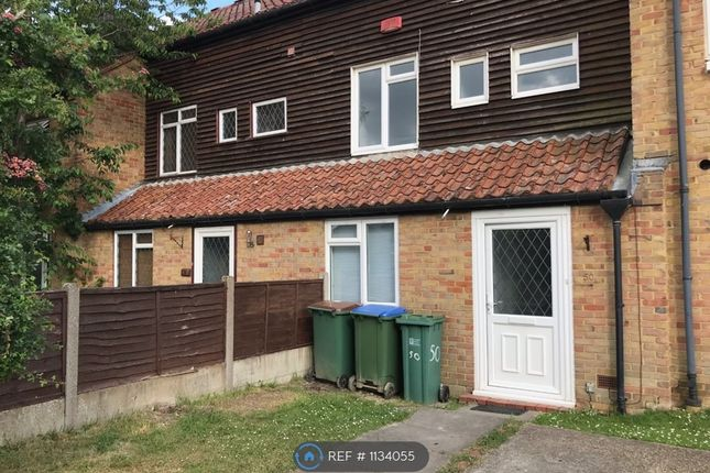 3 bed terraced house to rent in Swallowtail Road, Horsham RH12