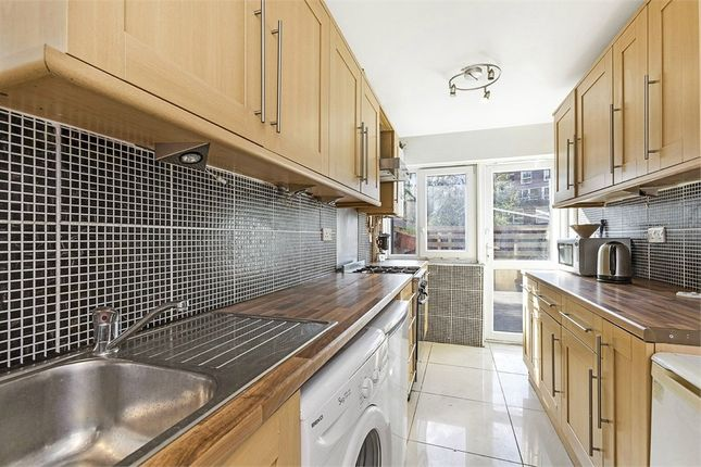 Thumbnail Flat to rent in Prioress Street, London, London