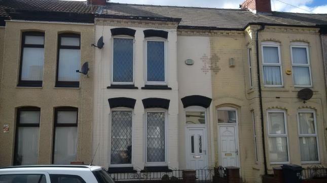 Front of Bibbys Lane, Bootle, Merseyside L20