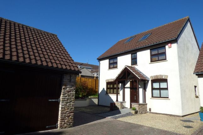 Thumbnail Detached house to rent in The Causeway, Coalpit Heath, Bristol