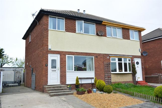 Thumbnail Semi-detached house for sale in Wasdale Road, Blackpool