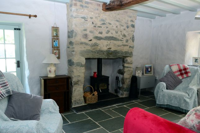 Thumbnail Cottage for sale in Boduan, Pen Llyn, North West Wales