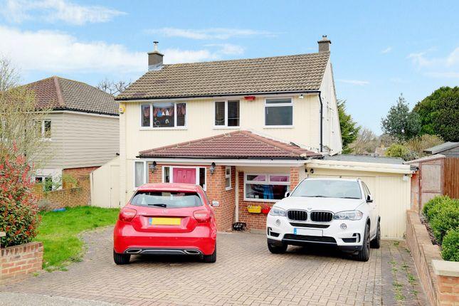 Thumbnail Detached house for sale in Warren Gardens, Farnborough, Orpington