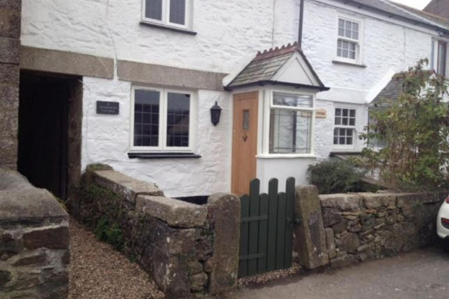 Thumbnail Terraced house to rent in Pathfields, St Cleer, Liskeard, Cornwall