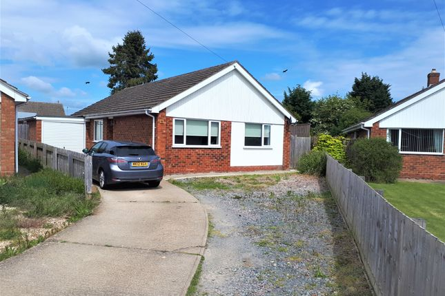 Thumbnail Detached bungalow to rent in Meadow Bank Avenue, Fiskerton, Lincoln