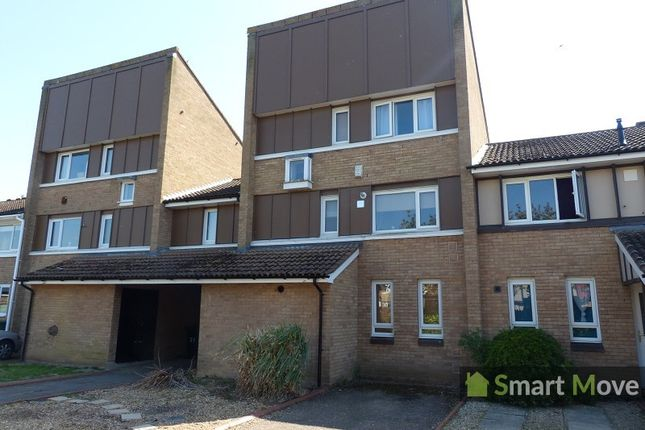 Thumbnail Maisonette to rent in Beckinghan, Orton Goldhay, Peterborough