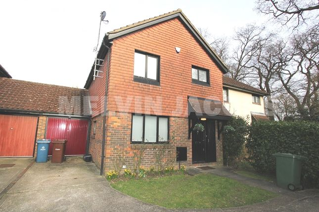 Thumbnail Link-detached house for sale in Talman Grove, Stanmore, Greater London.