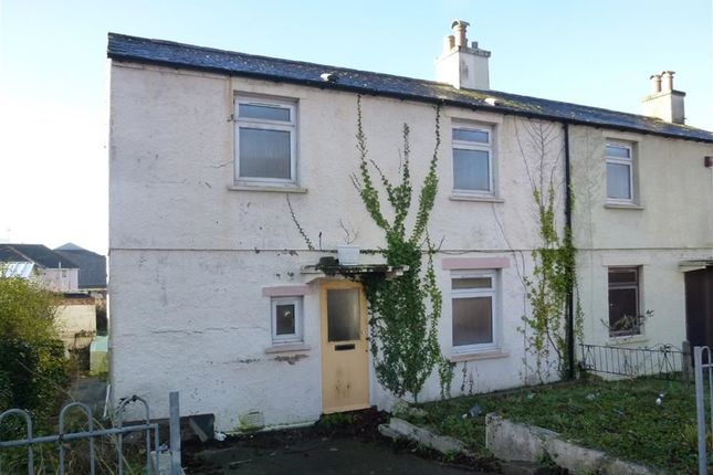 Thumbnail Semi-detached house for sale in Allenby Road, Plymouth