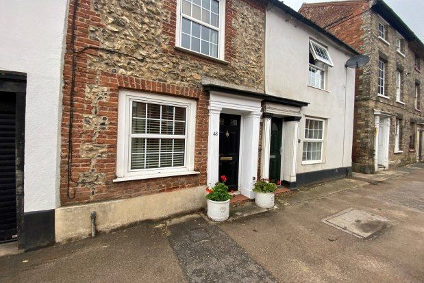 2 bed property to rent in London Street, Swaffham PE37
