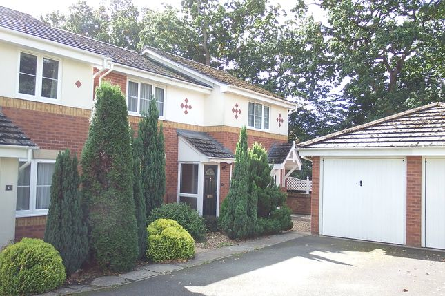 Thumbnail Semi-detached house to rent in Guinevere Way, Exeter