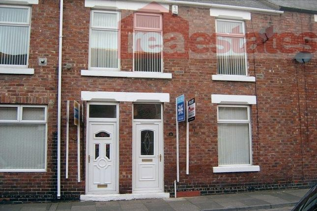 Thumbnail Terraced house to rent in Bell Street, Bishop Auckland