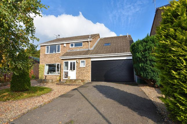 Thumbnail Detached house for sale in Sherwood Close, Shotley Bridge, Consett