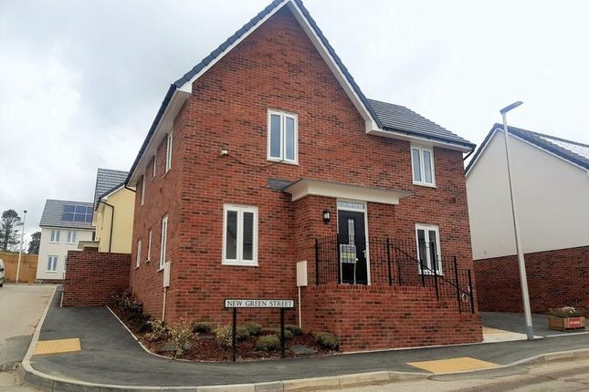 Thumbnail Detached house for sale in Godwell Lane, Ivybridge