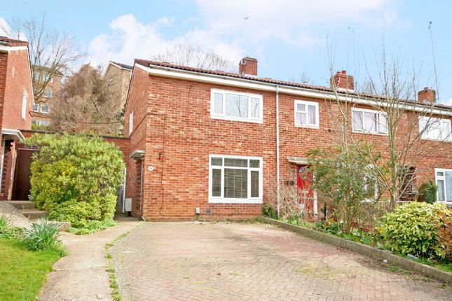 Thumbnail Semi-detached house to rent in Beechfield Road, Hemel Hempstead