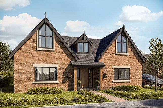 Thumbnail Detached house for sale in Plot 4, Gayton Chase, Strathearn Road, Lower Heswall
