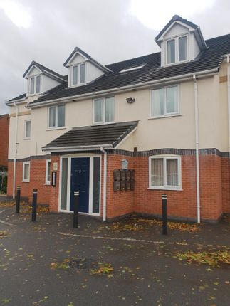 Thumbnail Flat to rent in Davenport Avenue, Nantwich