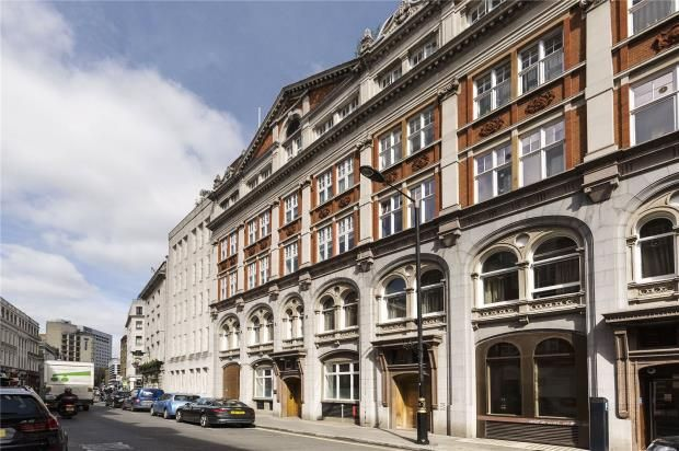 Thumbnail Flat for sale in Wild Street, Covent Garden