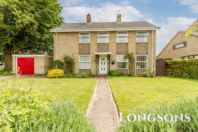 Thumbnail Detached house for sale in Coronation Grove, Swaffham