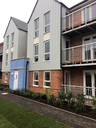 Thumbnail Flat to rent in Quayside Court, City Wharf, Coventry