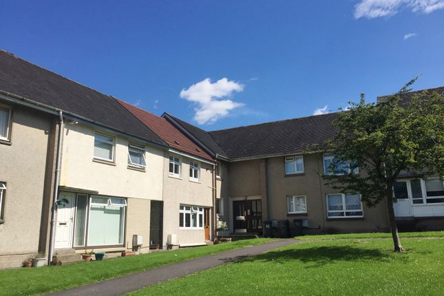 Thumbnail Flat for sale in Larch Avenue, Bishopbriggs, Glasgow