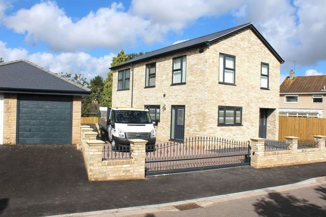 Thumbnail Detached house to rent in Cherry Wood, Oldland Common, Bristol